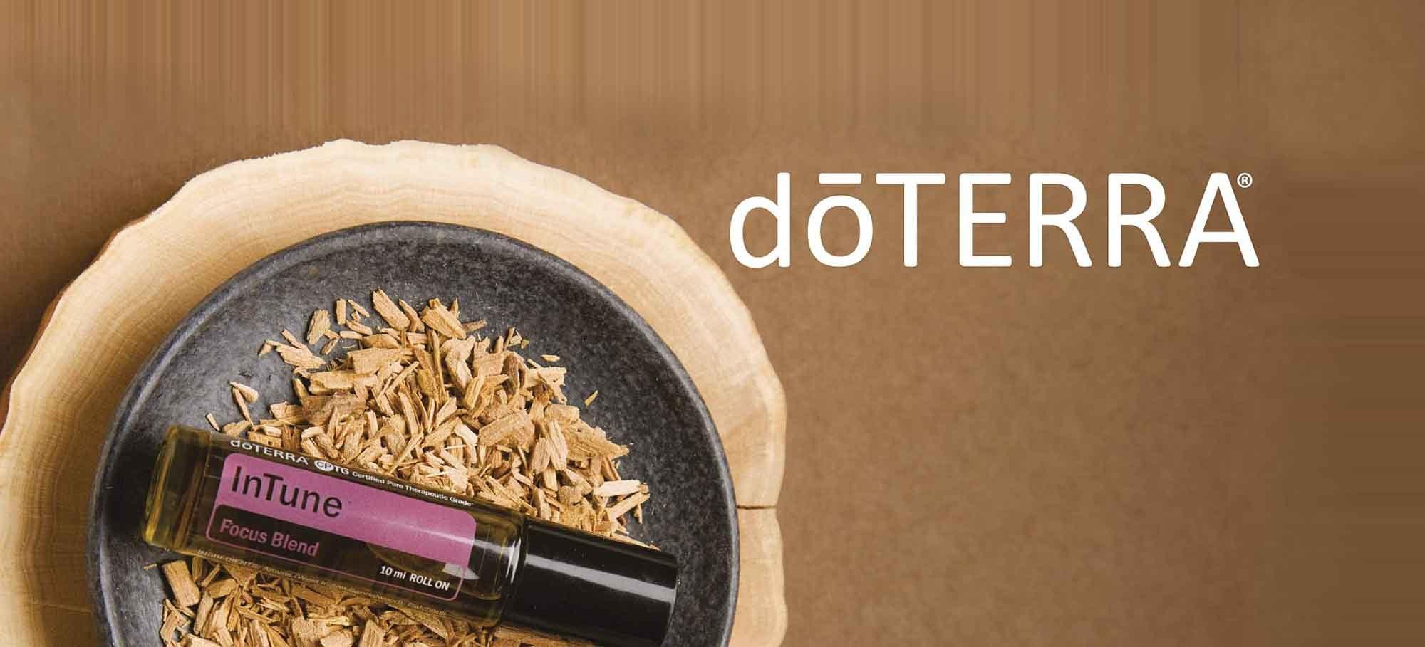 Focus-Blend | doTERRA InTune