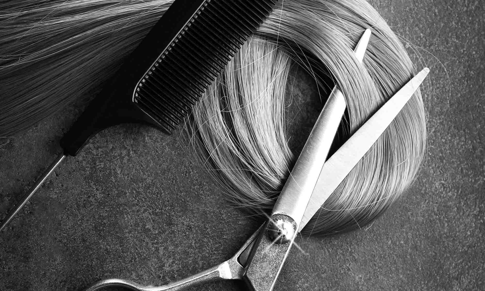 Haarpflege und Styling von und mit Cornelia Danninger mitte