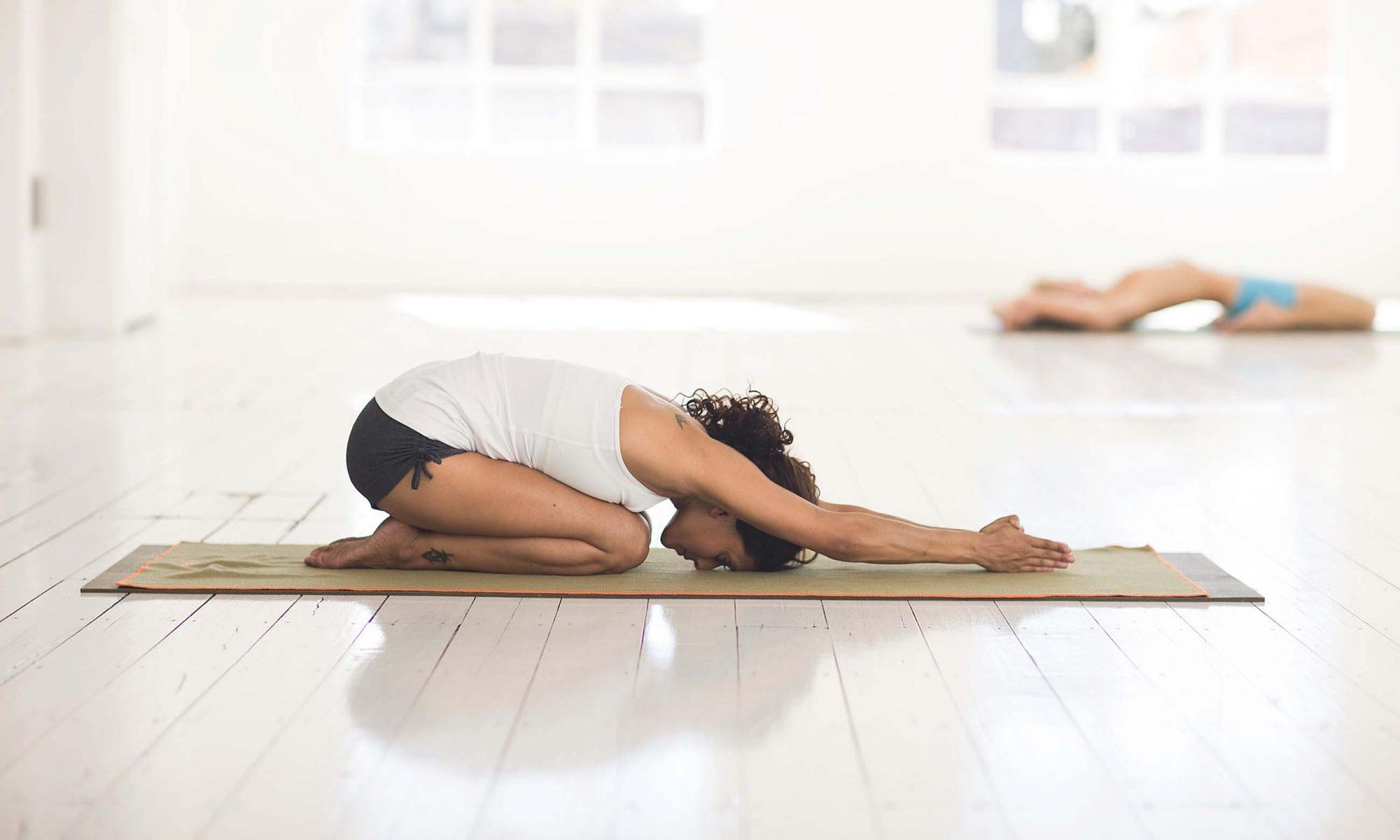 Ein, zwei Mal die Woche zu Yoga mit Cornelia Danninger